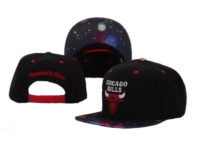 Chicago Bulls NBA Snapback Hat Sf03